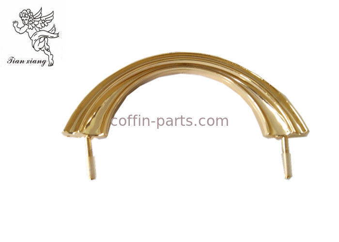 Burial Casket Handle Hardware For Weight - Bearing , Coffin Handles Suppliers